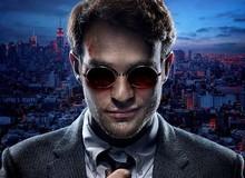 Phim Daredevil tung ra poster chính thức cực ngầu