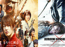 Phim Rurouni Kenshin thắng lớn tại giải phim hành động Nhật Bản