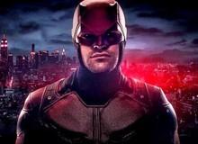 Lộ diện trang phục chiến đấu màu đỏ của Daredevil