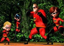 Phim hoạt hình Gia Đình Siêu Nhân - The Incredibles chuẩn bị tái xuất