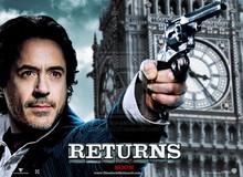 Phim bom tấn Sherlock Holmes 3 đang chuẩn bị được thực hiện