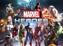 Marvel Heroes 2016 - Game siêu anh hùng cực chất ra mắt cuối năm nay