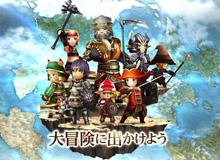 MMORPG Final Fantasy Grandmasters cho phép 10 nghìn tài khoản đăng ký CBT