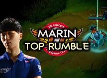"""Liên Minh Huyền Thoại: Marin """"sấy khô"""" đối thủ bằng tướng tủ Rumble"""