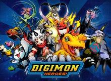 Digimon Heroes - Game thẻ bài match-3 cho fan cuồng Pokemon