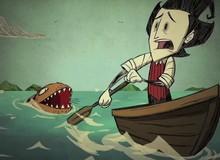 Don't Starve Shipwrecked: Tiếp lửa cho game sinh tồn đỉnh cao