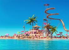 """Minions Paradise tung trailer """"kỳ nghỉ khó quên"""" tại E3 2015"""
