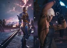 Mobius Final Fantasy - Game nhập vai tuyệt đẹp đã ra mắt tại Nhật Bản