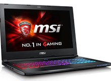MSI trình làng laptop chơi game siêu nhẹ GS40 Phantom