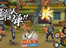 Naruto Mobile - Thêm một game đỉnh về Naruto sắp ra mắt
