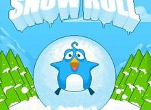 Snow Roll - Game mobile mới gây ức chế hơn cả Flappy Bird