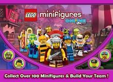 Lego Minifigures Online đã chính thức có mặt trên iOS và Android