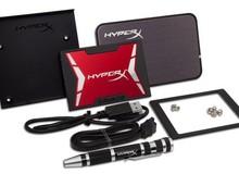 HyperX ra mắt ổ SSD SATA tốc độ cao chuyên game Savage