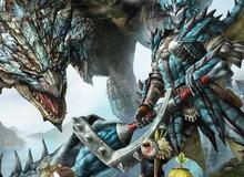 Monster Hunter X lộ diện với trailer hấp dẫn