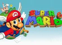 Game cổ mà hay Super Mario 64 đặt chân lên trình duyệt