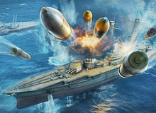 Game hải chiến World of Warships sẽ có mặt trên di động