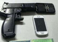 Bị cảnh sát tóm vì cướp giật bằng... súng game