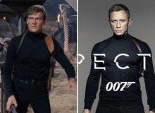 007 đối đầu với kẻ thù bóng tối trong teaser của Spectre