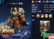 Vương Giả Vinh Diệu - MOBA di động đồ họa cực đỉnh của Tencent Games