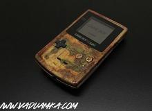 Phát sốt với chiếc máy Gameboy của fan cuồng Pokemon GO