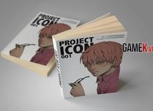 Xôn xao về hình ảnh mới của truyện tranh Việt - Project Icon