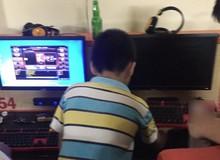 Bắt được trẻ em hack giờ chơi, chủ quán game Hà Nội xử lý đầy nhân hậu