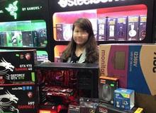 Sốc với cô gái mua tặng người yêu bộ máy tính chơi game 30 triệu đồng