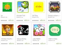 Những game mobile Việt đầu tiên tham dự Bluebird Award 2015