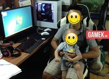 Game thủ CS: GO chi đậm 50 triệu đồng cho bộ máy tính khủng
