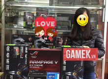 Ghen tị với game thủ Việt được bạn gái tặng VGA khủng hơn 30 triệu đồng