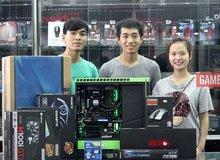 """Ghen tị với game thủ được """"gấu"""" đưa đi mua máy tính hơn 40 triệu đồng"""