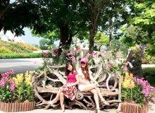 Du ngoạn Đông Nam Á cùng hai nữ Gà Vương xinh đẹp