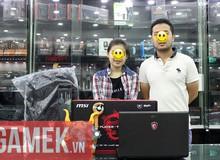 Nữ game thủ được anh trai tặng laptop gaming xịn 20 triệu đồng
