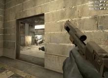 Siêu phẩm súng lục cân cả team của game thủ CS: GO