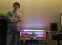 Trò chuyện với game thủ mê kiếm hiệp bỏ 170 triệu dựng bộ máy tính Sơn Hà Xã Tắc
