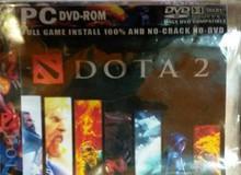 Đĩa game DOTA 2 được bán tại Thái Lan với giá khoảng 60.000 VNĐ