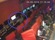 Cận cảnh pha trộm VGA công phu tại quán game