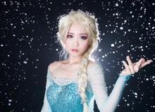 Cosplay công chúa Elsa đẹp hơn cả trong phim Frozen
