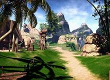 Game mobile 3D đề tài sử Việt hé lộ những hình ảnh đẹp đến không ngờ