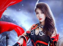 Hút hồn với cosplay tuyệt đẹp trong game Tây Sở Bá Vương
