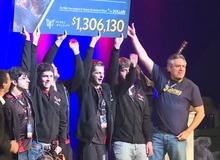 Giải đấu Smite vượt mặt Liên Minh Huyền Thoại về tiền thưởng