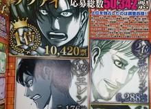 Hé lộ nhân vật được yêu thích nhất của manga Attack on Titan
