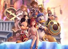 Kingdom Hearts sẽ có mặt trên di động