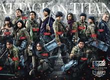 Live-Action Attack on Titan được chiếu tại Phillippines, bao giờ tới Việt Nam?