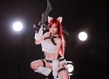 Bộ ảnh cosplay Katarina trong trang phục cực độc