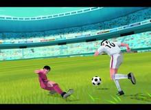Chuẩn bị xuất hiện game bóng đá chưởng như Captain Tsubasa