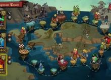 Pirates War - Cướp biển phong cách Board game
