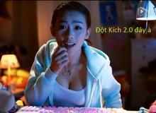 Hài hước với các đoạn phim quảng cáo Đột Kích tại Trung Quốc