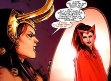 Scarlet Witch và Loki cùng hội ngộ trong phim mới