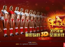 Chơi thử Webgame 433 bản tiếng Trung trước ngày ra mắt tại Việt Nam